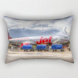 Jet2 Boeing 737 Rectangular Pillow