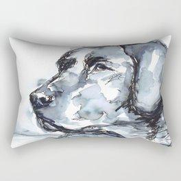 Labrador Retriever Rectangular Pillow
