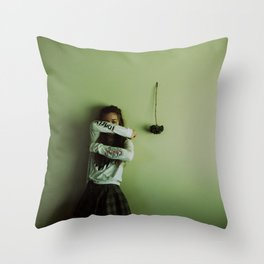 LH Throw Pillow
