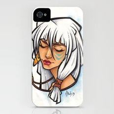 Princess Kida iPhone (4, 4s) Slim Case