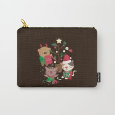 Holiday Crew Carry-All Pouch