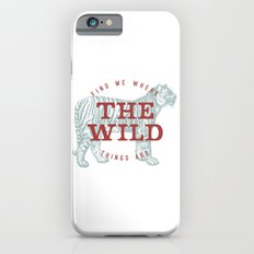 THE WILD THINGS iPhone 6s Slim Case