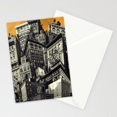 Cityscape Stationery Cards