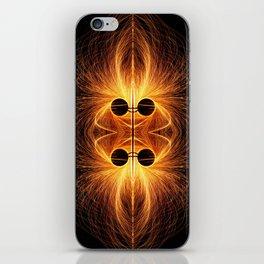 SACRED FIRE  iPhone Skin