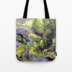 Evergreen Study Tote Bag