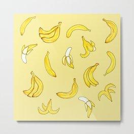 Banana-rama Metal Print