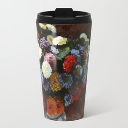 You don't bring me flowers Travel Mug
