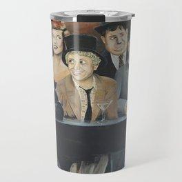 Classic Celebrities Travel Mug