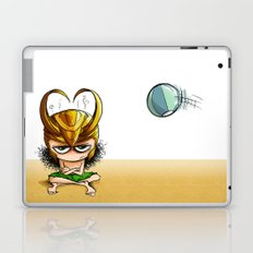 Helmets are not for the summer Laptop & iPad Skin