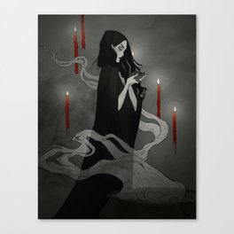 Toil and Trouble Canvas Print