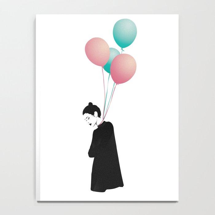 Balloons 4 Notebook