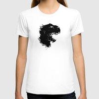trex T-shirts featuring t-rex by barmalisiRTB