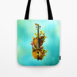 Undying Symphony Tote Bag