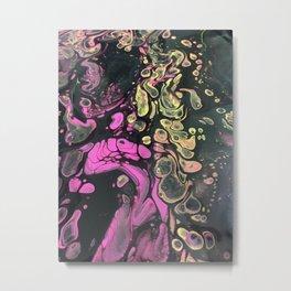 psychedelic 70's Metal Print