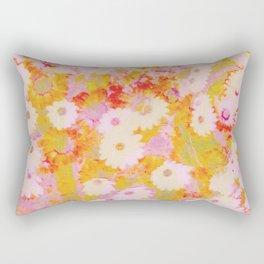 peace meadow Rectangular Pillow