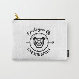 #CREATEYOUROWNADVENTURE Design 001 Carry-All Pouch