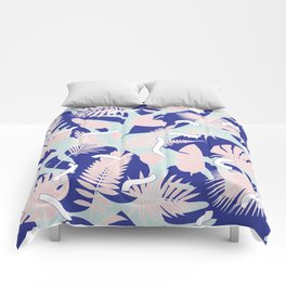 Miami Leaves Comforters