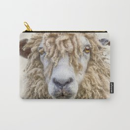 Longwool Sheep Carry-All Pouch
