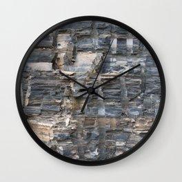 The Walcott Quarry Wall Clock