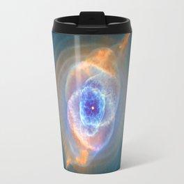 Cat's Eye Nebula Travel Mug