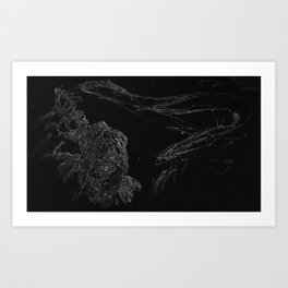Japan(my favorite) Art Print