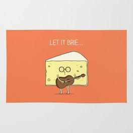 Let it brie... Rug