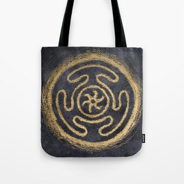 Hekate's Strophalos Tote Bag