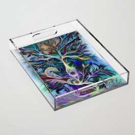 Tree of Life 2017 Acrylic Tray