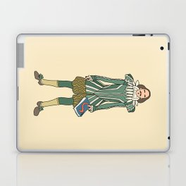 Outfit of Shakespeare Laptop & iPad Skin