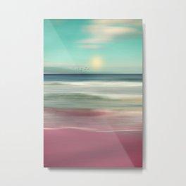 OCEAN DREAM IV-B Metal Print