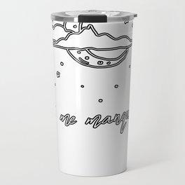 Tu Me Manques Travel Mug