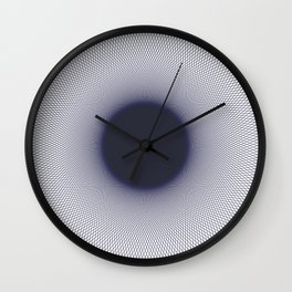 Stehen Hawking: Event Horizon Wall Clock