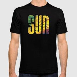 bridges of the sun (pinhole camera) T-shirt
