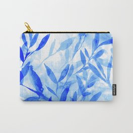 Changes Blue Carry-All Pouch