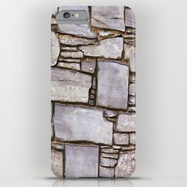Rock Wall iPhone Case