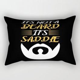 Beard Beards Men Lumberjack Lovers Rectangular Pillow