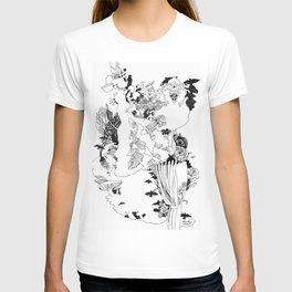 Caught In-Between T-shirt