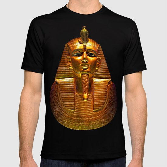 Psusennes funerary mask T-shirt