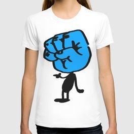 Blue Bumpitt T-shirt
