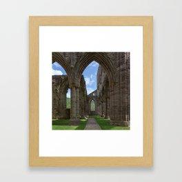 Abbey View Framed Art Print