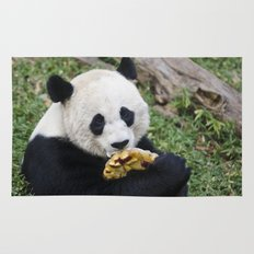 Panda Likes Rug
