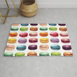 Macaroons Stacked Rug