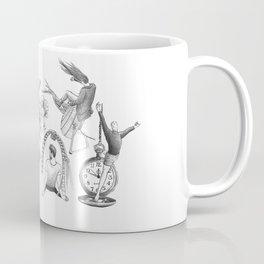 Ink Thoughts Six Coffee Mug