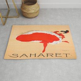 Vintage poster - Saharet Rug