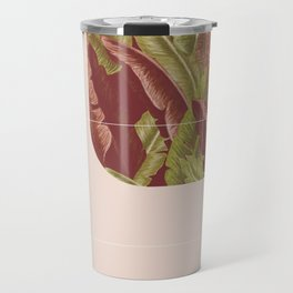 Mid-Century Tropical Way #society6 #tropical Travel Mug