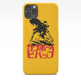 001 Cowboy Bebop Trio iPhone Case