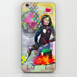 You can be dead to me now iPhone Skin