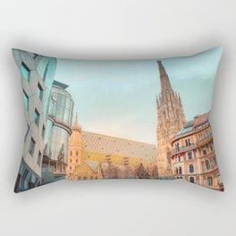 Perfect Merge Rectangular Pillow