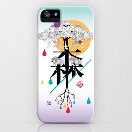 moriforest iPhone Case