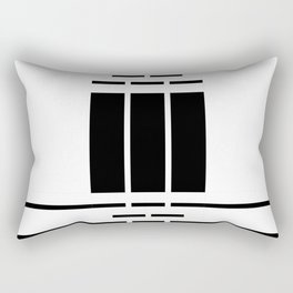 fabric Rectangular Pillow